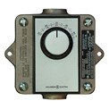 TPI Remote Mounted Thermostat EPETD8S Single Pole Double Throw Bi-Metal 120-277V 50-90°F