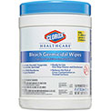 "Clorox Healthcare Germicidal Wipes, 6-3/4"" x9"" 150/Canister - COX30577"
