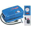 Champion Sports EP1500 Electric Inflating Pump w/Gauge, Hose & Needle, 1/4 HP Compressor