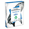 Hammermill® Great White Recycled Copy Paper, 92 Brightness, 20lb, 8-1/2 x 11, 5000 Shts/Ctn