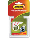 3M Command™ Poster Strips Value Pack, White, 48/Pack