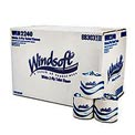 Single Roll Bath Tissue, 500 Sheets/Roll, 96 Rolls/Case - WNS2240