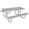 "8' Extra Heavy Duty Table, Aluminum 96""L x 68""W"