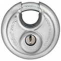 ABUS Maximum Strength Stainless Steel Diskus 26/70 KD Keyed Different - Pkg Qty 3