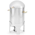 New York, New York® Silver Plate Soup Chafer 7 Qt