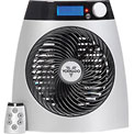 Vornado iControl Whole Room Heater Silver-Black 5,120 BTU