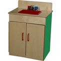 Wood Designs™ Green Apple Sink