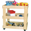 Wood Designs™ Utility Cart