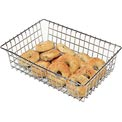 "Winholt WBB1319 - Bagel, Bread and Bun Wire Basket, Level Top, 13-3/4""W - Pkg Qty 2"