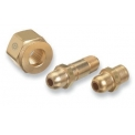 Regulator Inlet Nuts, WESTERN ENTERPRISES 62