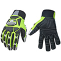 High Visibility, Heavy Duty Performance Titan Glove -  Large