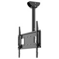 "Loctek CM2 Adjustable Tilting Ceiling TV Mount, for most 32""-65"" LCD/LED/Plasma Displays"