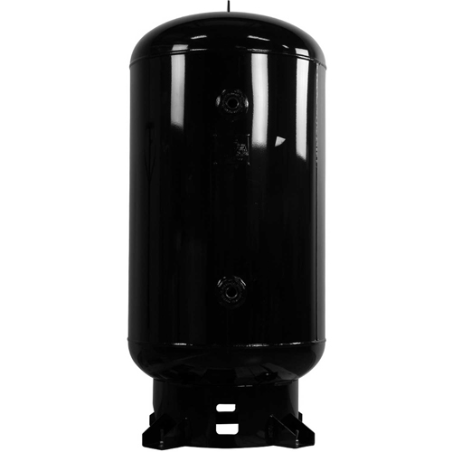 "Buy Industrial Air 021-0408, Vertical Receiver Tank, 24"" Diameter, 80 Gallon, 175 PSI"