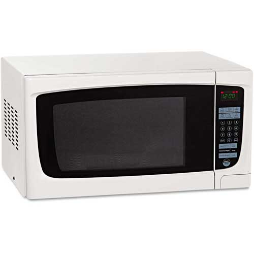 "Click here to buy Avanti Electronic Microwave Oven, 1.4 Cubic Feet, 21-3/4""W x 18""D x 12-1/3""H, 1000 Watt, White."