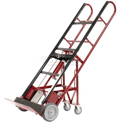 4 Wheel Professional Appliance Hand Truck 1200 Lb. Capacity by