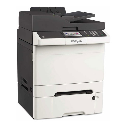 Buy Multifunction Color Laser Printer, CX410DTE, Copy/Fax/Print/Scan