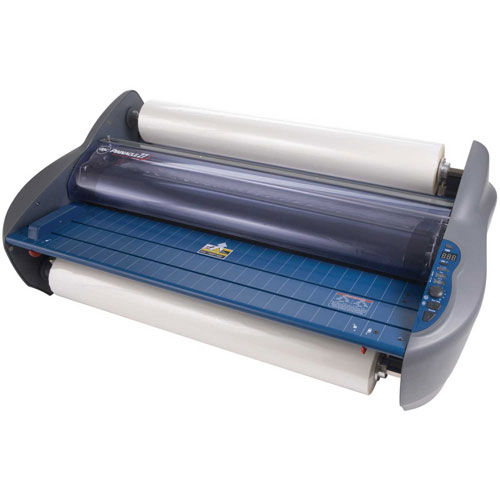 "Buy GBC HeatSeal Pinnacle 27 Thermal Roll Laminator, NAP I Or II Film, 6 Min Warm-Up, 27"" Width"