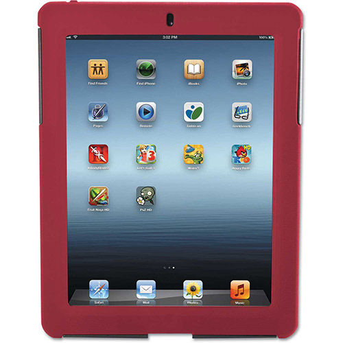Buy Targus SafePort Case Rugged, for iPad 3/4, Red