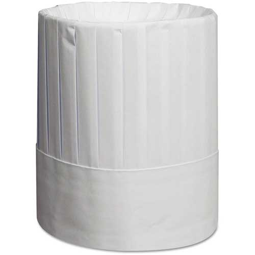 Royal RPP RCH9 Royal Chef Hat, White by