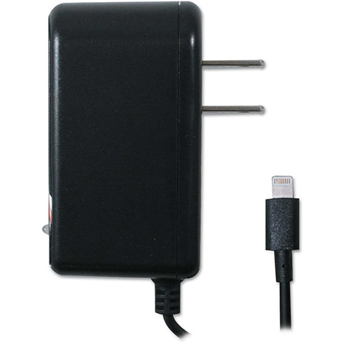 Buy Duracell Wall Charger for iPhone 5/5s, Lightning Connector