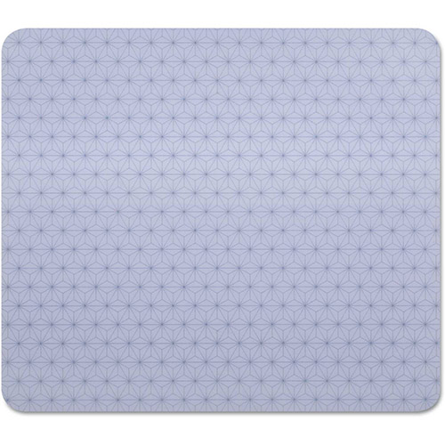 3M Precise Mouse Pad, Nonskid Repositionable Adhesive Back, 9 x 8, Gray/Frostbyte by