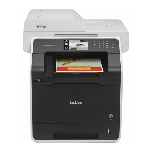 Buy Wireless Color Laser All-in-One Printer, Duplex Printing/Scanning