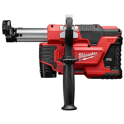 Milwaukee 2306-22, M12 HAMMERVAC Universal Dust Extractor Kit by