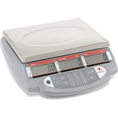 "Ohaus Ranger Count 3000 Compact Digital Counting Scale 15lb x 0.0005lb 11-13/16"" x 8-7/8"" by"
