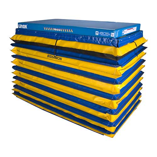 Bellows Package L2K3K-ABS for Bishamon OPTIMUS Lift2K & Lift3K Scissor Lift Tables by