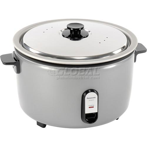 Panasonic  SR-GA721, 40 Cup Commercial Rice Cooker by