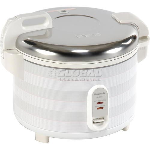 Click here to buy Panasonic  SR-2363Z, 20 Cup Commercial Rice Cooker.