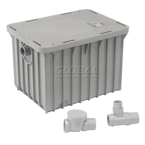 Canplas Endura 20GPM Grease Trap by