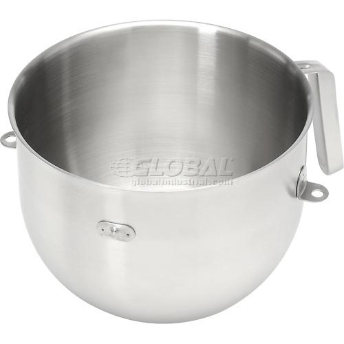 KitchenAid Commercial 7 Qt. Bowl, Stainless Steel by
