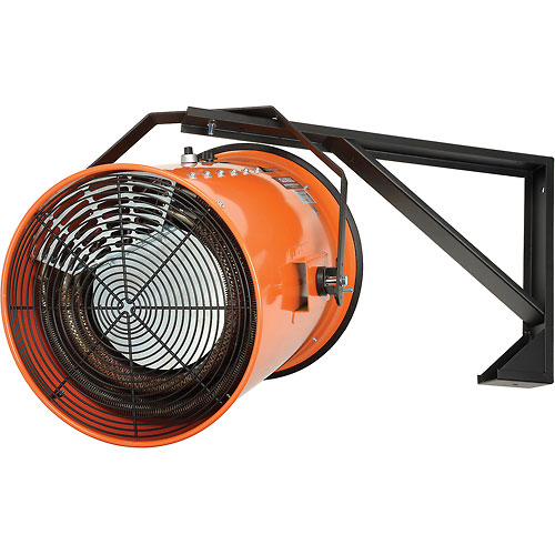 Salamander Heater – Electric Wall Mount Fan Forced 480V 30 KW 3 Phase 36 Amps by Salamander Heaters