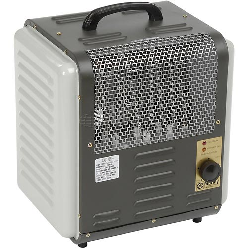 Berko Portable Electric Heater PT268, 4000w at 240v Plug Type: 20 Amp 240v Nema # 6-20p... by Electric Heaters