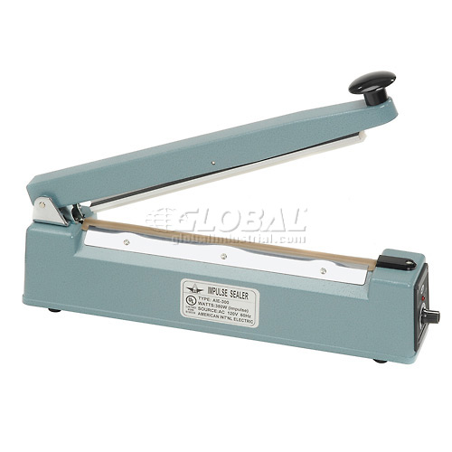"""American International Electric Bag Sealer 16"""" Hand Operated by"""