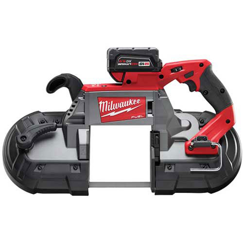 Milwaukee 2729-21 M18 FUEL Deep Cut Band Saw Kit by