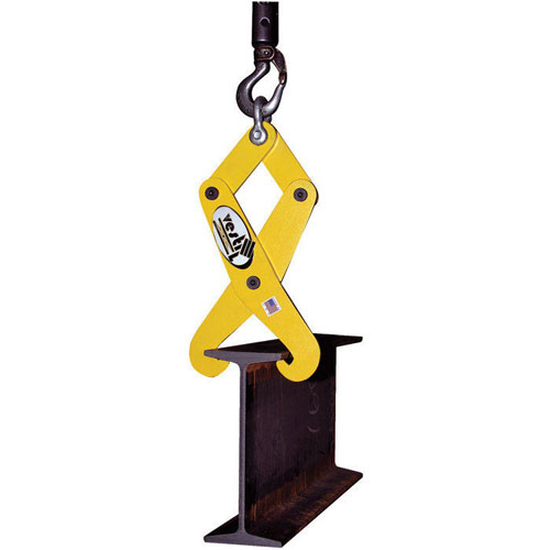 Vestil Heavy Duty Beam Tongs Lifting Attachment BT-20 2000 Lb. Capacity by