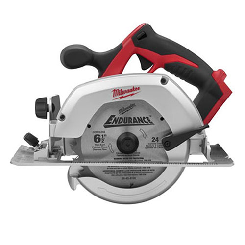 """Milwaukee 2630-20 M18 Cordless 6-1/2"""" Circular Saw (Bare Tool Only) by"""