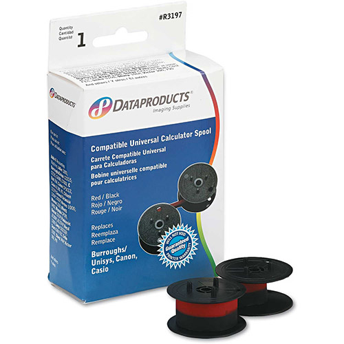 Buy Dataproducts R3197 Compatible Ribbon, Black/Red
