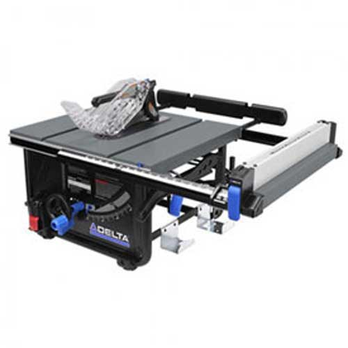 "Delta 36-6010 10"" Portable Table Saw by"