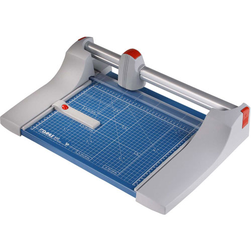 "Dahle 440 Premium Rolling Trimmer 14 1/8"" cutting length by"