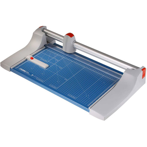 "Dahle 442 Premium Rolling Trimmer 20"" cutting length by"