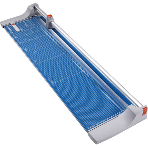 "Dahle 448 Premium Rolling Trimmer 51 1/8"" cutting length by"