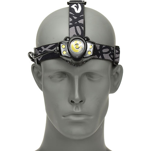 Buy Princeton Tec APEX Black Headlamp