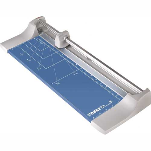 """Dahle 18 1/8"""" Personal Rolling Paper Trimmer by"""