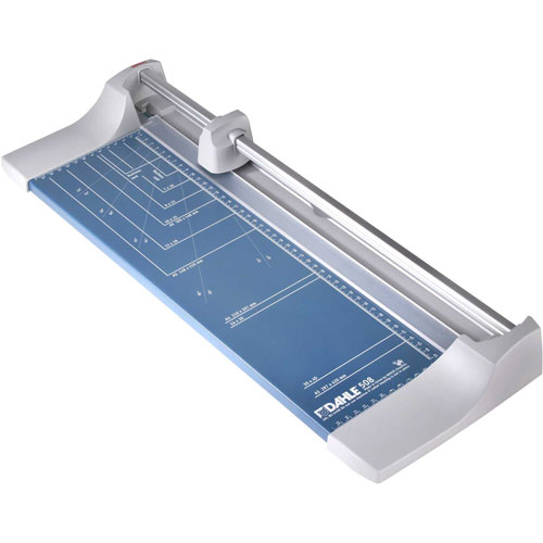"Dahle 508 Personal Rolling Trimmer 18"" cutting length by"