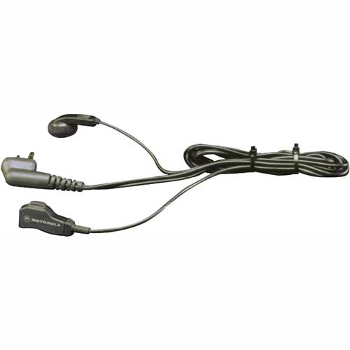 Buy Motorola Earbud with Clip PPT & Microphone for RDX, XTN, CLS, AX, DTR & RM Series