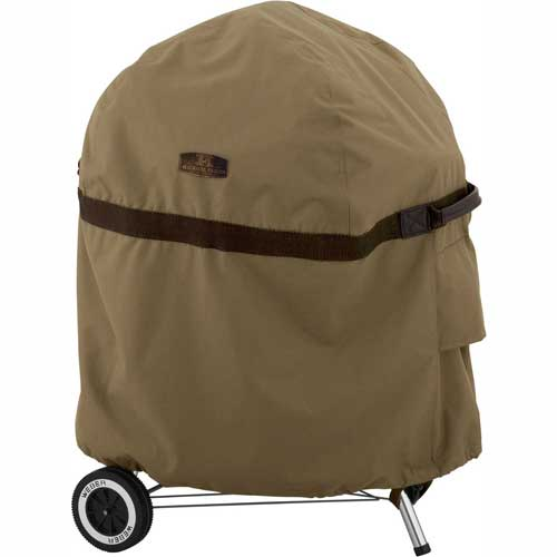 Classic Accessories Hickory Kettle BBQ Cover Tan 55-202-012401-EC by