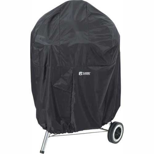 Classic Accessories Sodo Kettle BBQ Cover Black 55-364-010401-EC by